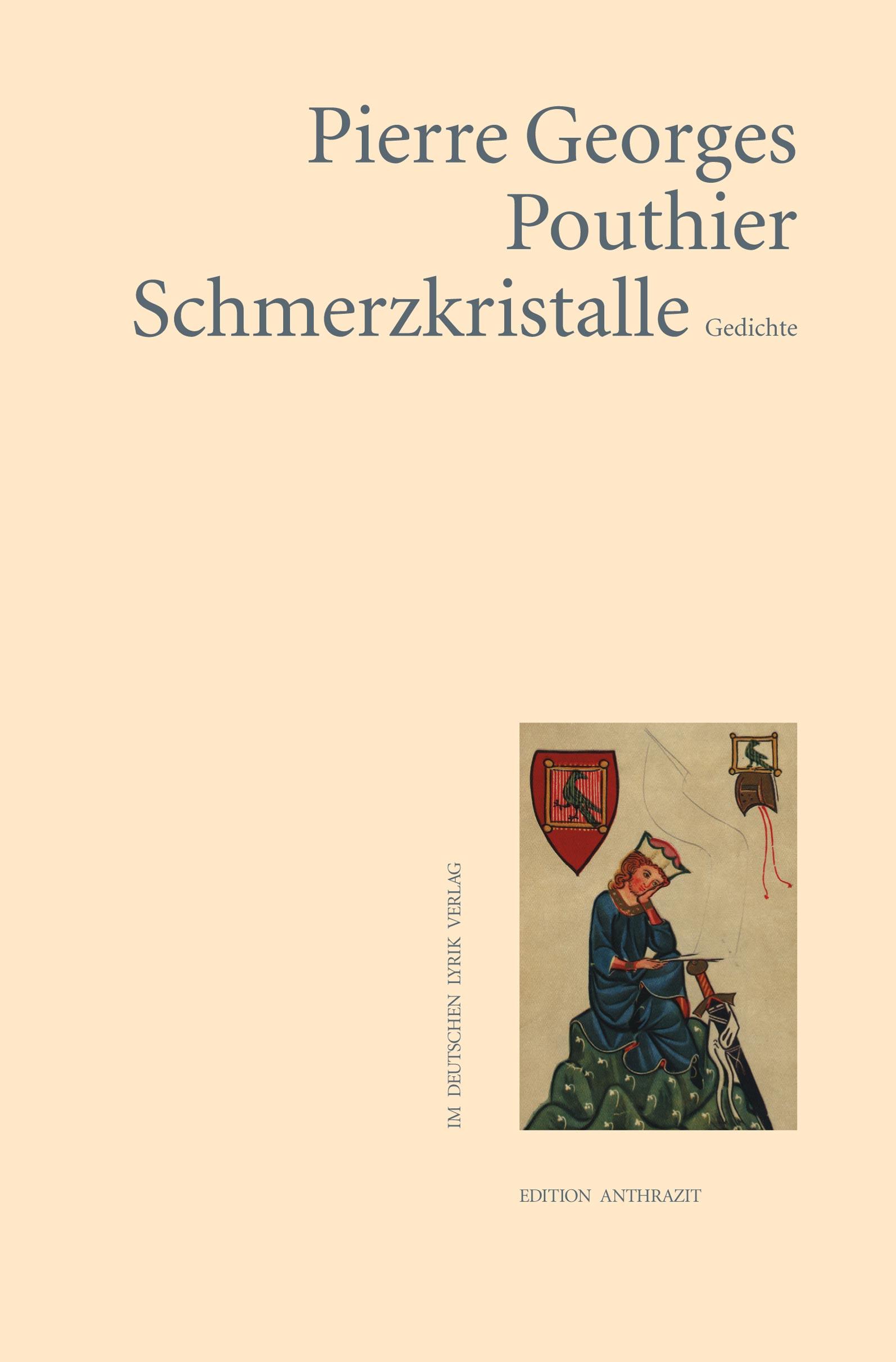 Karin Fischer Verlag Schmerzkristalle Karin Fischer Verlag